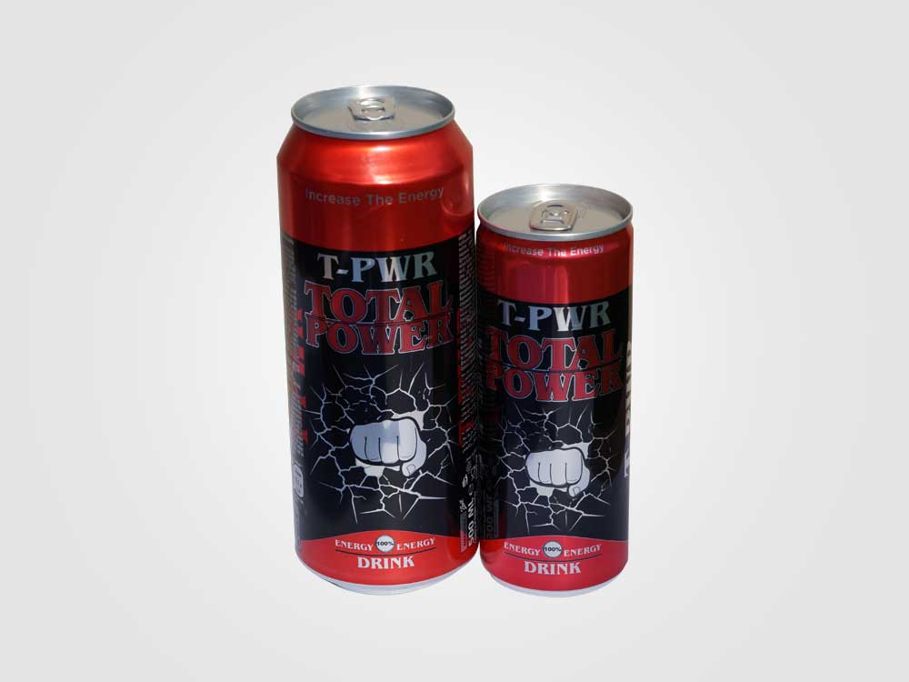 T-Pwr Total Power Energy Drink
